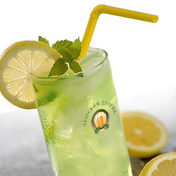 """Напиток безалкогольный  """"Мохито"""" (Лайм мята)"""